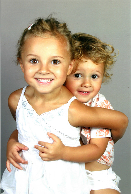 Evie & Léo-Paul