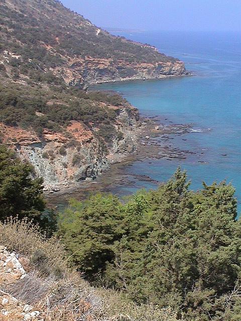 Cyprus, Akamas