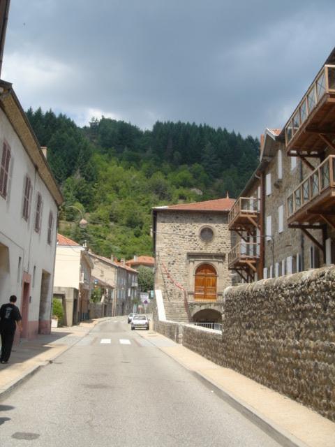 Le Cheylard - Ardèche