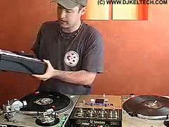 DJ Keltech CD Scratching 2005