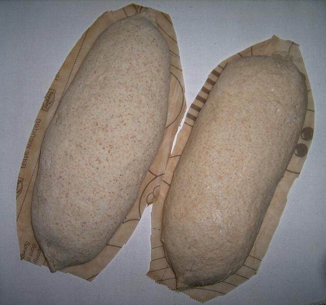 Pain au Levain with Whole Wheat 2