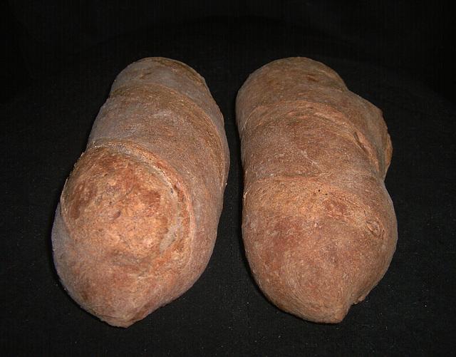 Pain au Levain with Whole Wheat 3