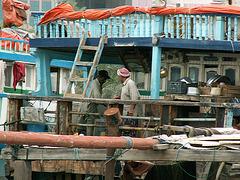 Dhau Shipmen
