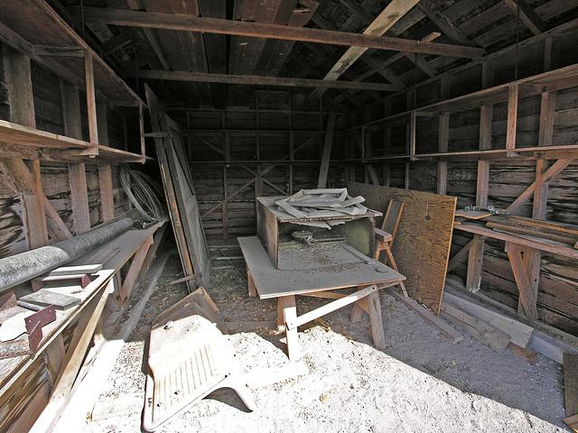 Lower Vine Ranch - Garage (8267)