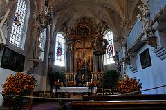 Forstenried - Heilig-Kreuz-Kirche