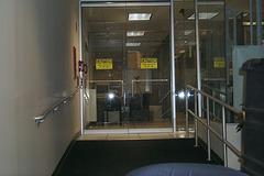 cage door