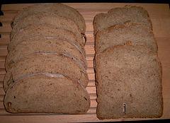 German-Style Whole Wheat Bread 2