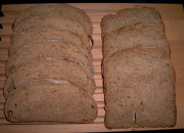 German-Style Whole Wheat Bread 2