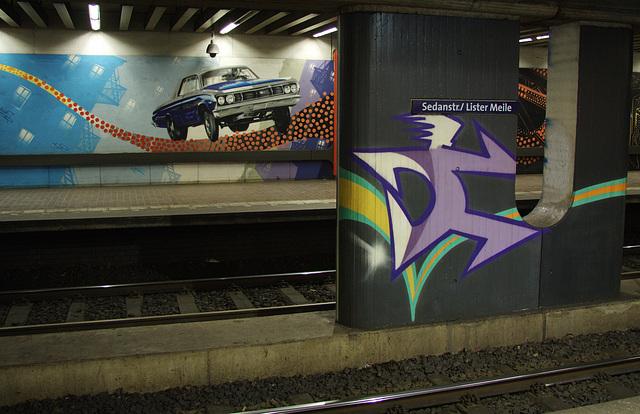 Haltestelle Sedanstraße