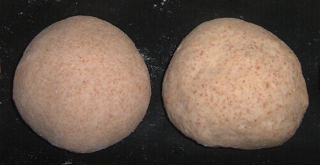 Wheat Rolls 1