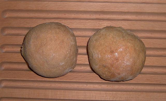 Wheat Rolls 2