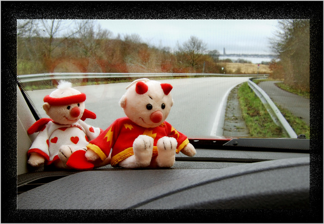 On the road again..