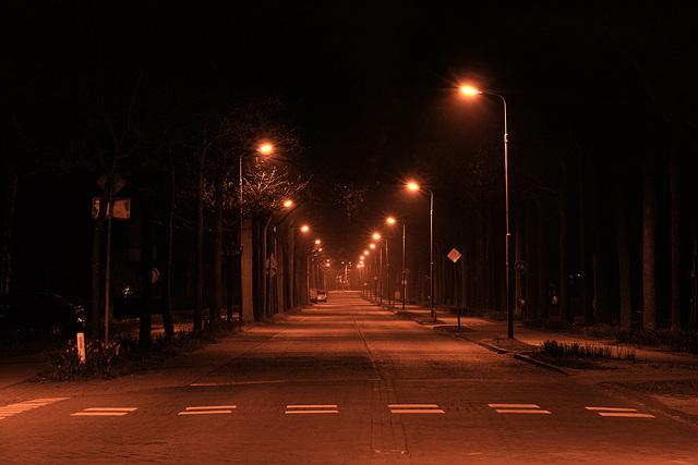 Baarn By Night - Torenlaan