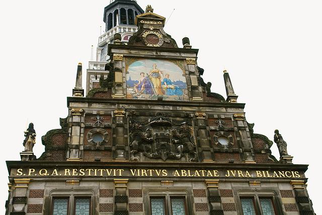 Alkmaar - Waag