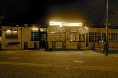 Baarn - Torenlaan, hoek Wijkamplaan