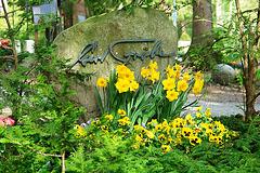 Icking - Waldfriedhof