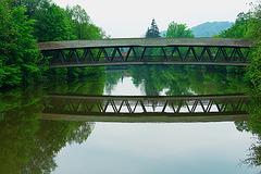 Loisach River at Wolfratshausen 1