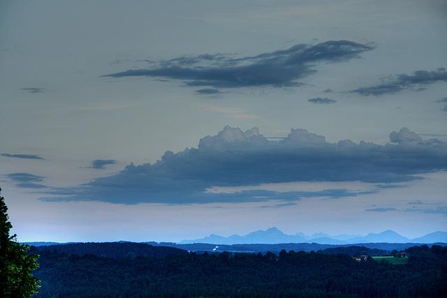 Isartal und Voralpenland / Isar Valley and Alps