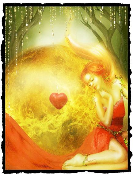 laissé l'amour universel rentrer dans vos coeurs