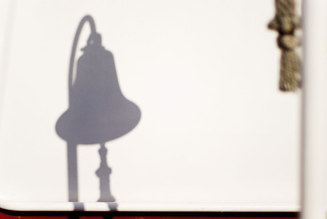 Shadow of a bell
