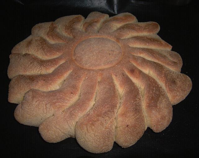 Semolina Bread 2