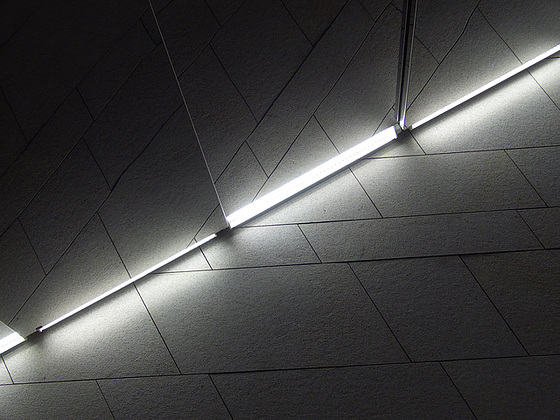 Lines and light