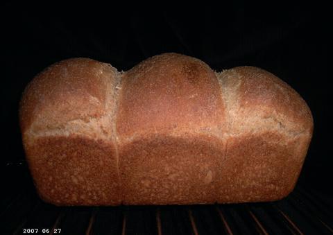 Sourdough Whole Wheat Challah 1