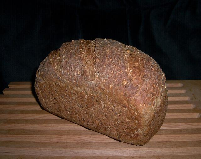 Koolhydraatarme(re) meergranenbroodje van Atkins (low carb?)
