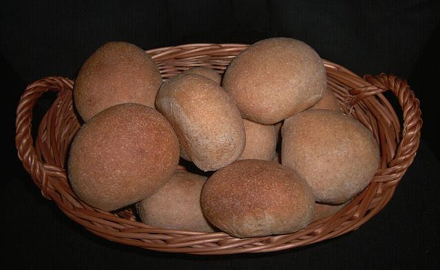 Bruine bolletjes