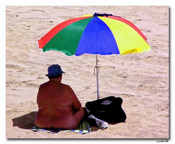 individual parasol