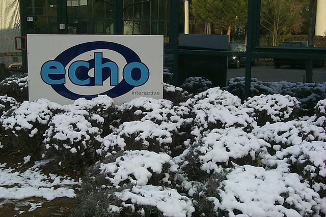ECHO sous la neige