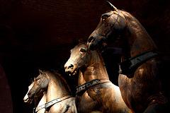 les chevaux de Saint Marc