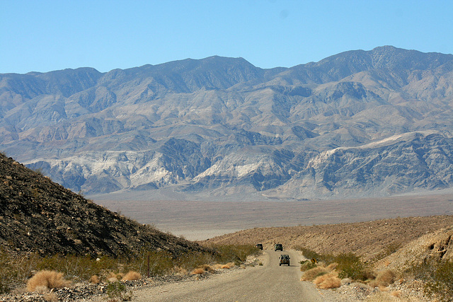 Wildrose Road - Panamint Valley (9643)