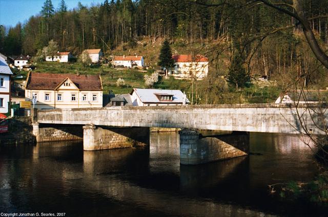 Bridge, Rozmberk, Bohemia(CZ), 2007