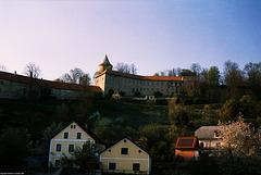 Rozmbersky Hrad, (Rozmberk Picture 1), Rozmberk, Bohemia(CZ), 2007