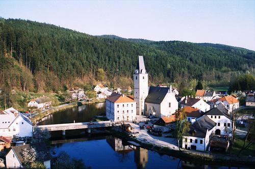 Rozmberk, Picture 3, Bohemia(CZ), 2007