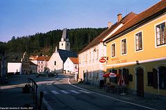 Rozmberk, Picture 4, Rozmberk, Bohemia(CZ), 2007