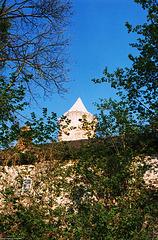 Tower, Rozmbersky Hrad, Rozmberk, Bohemia(CZ), 2007