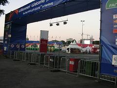 07020004 Fanfest Hamburg geschlossen