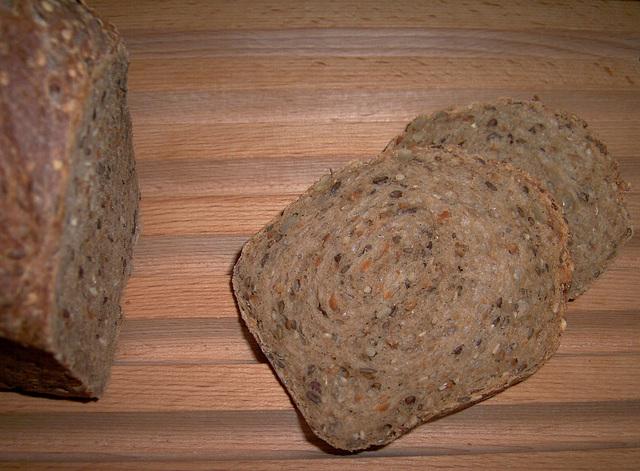 Koolhydraatarme(re) meergranenbroodje van Atkins 2 (low carb?)