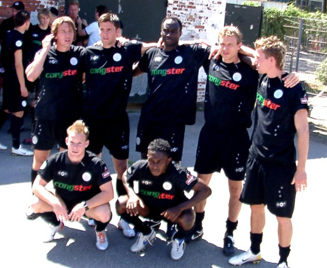 FC St. Pauli 2006-07 - The new ones