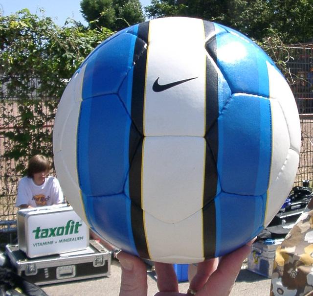 The ball of the season 2006-07