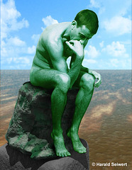 Inspired by... Rodin
