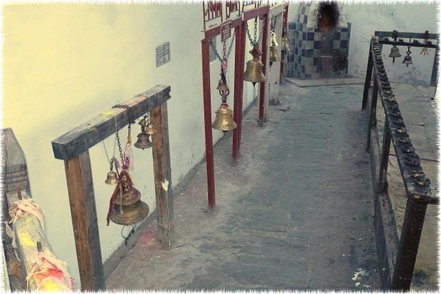 Dans le Népal bouddiste