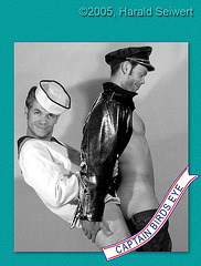 Inspired by... Tom of Finland