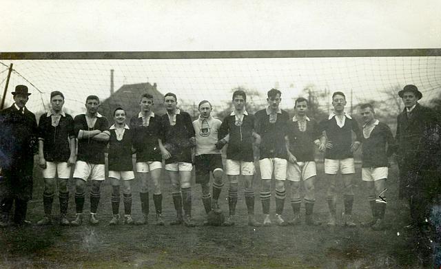 FC St. Pauli von 1910: Team 1910-11