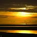 Sundown on Amrum 4