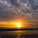 Sundown on Amrum 2