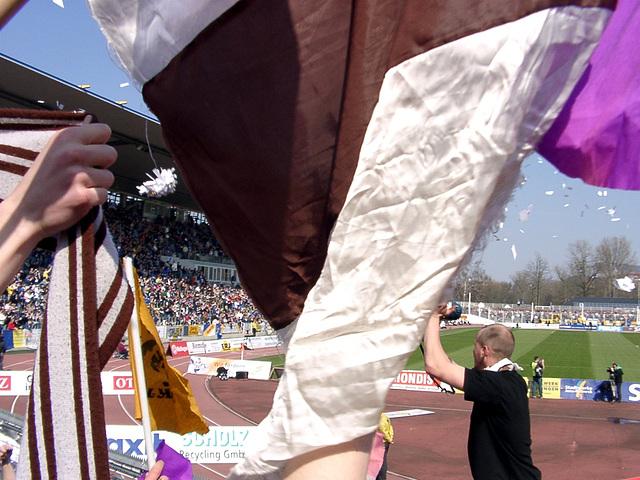 Flaggen- und Schalalarm