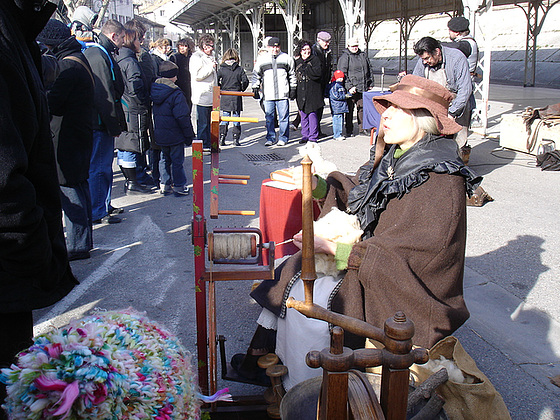 St Valentin à Roquemaure
